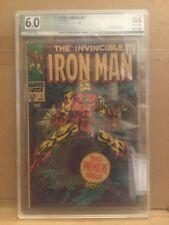 Iron Man  #1 PGX 6.0 Not CGC