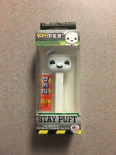 Funko Pop Pez Ghostbusters: * Stay Puft * (Mint in Box)