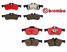 For Mini Cooper R53 R54 Front and Rear NAO Ceramic Brake Pad Set Kit Brembo