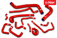 For Nissan Skyline ECR33 R33 GTS-25T RB25DET Silicone Radiator Hose Kit 96 97 98