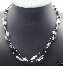"Gorgeous! Czech Crystal Fashion Necklace 20"""