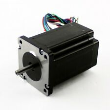 3 PCS NEMA 23 STEPPER MOTOR 382 OZ-IN, Designed with  Low Inductance
