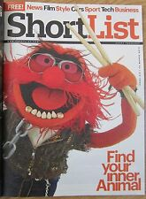 Animal - Ricky Gervais – Jack O'Connell - Shortlist magazine – 13 March 2014
