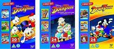 DuckTales Erste+Zweite+Dritte Collection 9er [DVD] NEU 68 Episoden 1+2+3 Duck