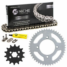 Sprocket Chain Set for Honda XR80R CRF80F 14/46 Tooth 420 Rear Front Combo Kit