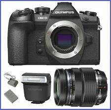 Olympus OM-D E-M1 Mark II Body+lens 12-40mm /f2.8mm pro lens