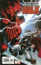 HULK #5 - RED HULK VS. THOR LOEB NM 1ST PRINT