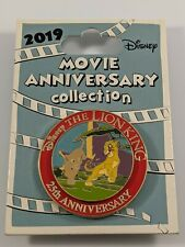 Disney Cast Member Exclusive The Lion King 25th Anniversary Limited Edition Pin