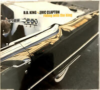 RIDING WITH THE KING BY ERIC CLAPTON - [ CD MAXI ]