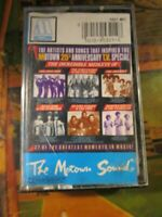 the motown sound cassette~