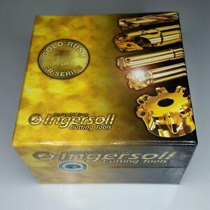 Ingersoll Gold Rush Slot Mill 3VJ4V-03025D1R10 EDP 2919225 Cutter IR-QIA