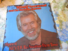 Tommy Overstreet There'll Never Be Another First Time Sealed 1977 Vinyl LP