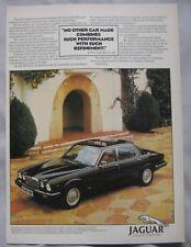 Jaguar XJ12-H.E. Original advert