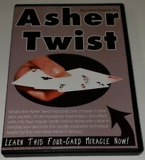 Asher Twist by Lee Asher - Magic Dvd
