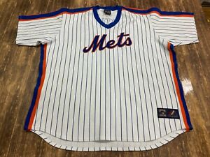 Pedro Martinez New York Mets Cooperstown Collection MLB Baseball Jersey - 3XL