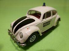CORGI TOYS - VOLKSWAGEN 1200 SALOON POLICE   -   RARE MODEL  - GOOD CONDITION.