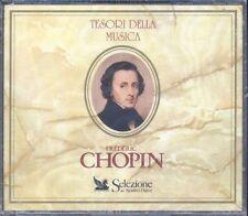 Frederic Chopin - Selezione Dal Reader'S Digest Box 3X Cd Sigillato