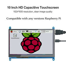 HD Capacitive Touchscreen Display 1024*600 Resolution with USB Interface Z0J3