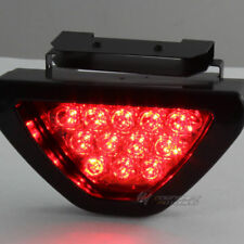 SPORTY F1 Style Triangle 12-LED Rear Stop Tail 3rd Brake Lights Universal 4