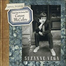 Suzanne Vega - Lover, Beloved: Songs From An Evening With Carson... (NEW CD)