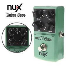 NUX Drive Core Overdrive Guitar Effect Pedal