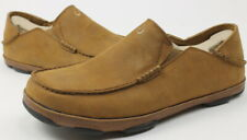 Olukai Moloa Sneakers Tobacco/Tan 10 New