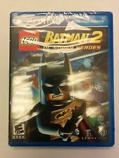 PS Vita Lego Batman 2 DC Super Heroes Brand New Wrapped