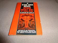 James Blish - Spock Must Die! - A Star Trek Novel - Bantam Books - PB - 1972