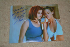 NEVE CAMPBELL signed autograph 8x10 20x25 cm  In Person WILD THINGS + QUOTE