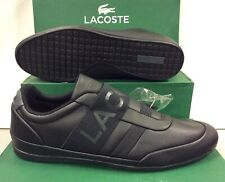 Lacoste Misano Elastic Slip On Men's Sneakers Trainers Shoes, UK 8 / EU 42