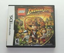 Nintendo DS Lego Indiana Jones The Original Adventures Complete R8384