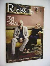 ROCKERILLA #386 - DEAD CAN DANCE - NEGAZIONE - XAVIER RUDD - BAND OF HORSES