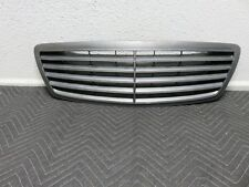 03-06 MERCEDES-BENZ W220 S500 S430 S600 FRONT UNDER HOOD RADIATOR GRILLE OEM