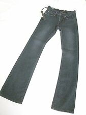 NWT $176 JAMES JEANS Skinny REBOOT High Rise Waist Sterling Wash SIZE 25 x 34