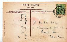 Genealogy Postcard - Family History - Dodd - Gray's Inn - London    BH4393