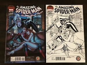 AMAZING SPIDER-MAN RENEW YOUR VOWS #2 CAMPBELL STAN LEE VARIANTS NM-