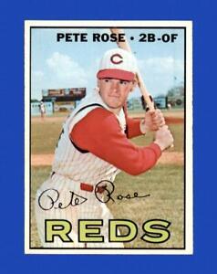 1967 Topps Set Break #430 Pete Rose NR-MINT *GMCARDS*
