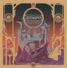 SOILWORK - VERKLIGHETEN (+4 Bonus)(2019) Swedish Death Metal CD Jewel Case+GIFT