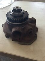 Water pump 176-6999 for Caterpillar engine C10/12 it is in good used condition