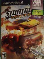 Stuntman: Ignition (Sony PlayStation 2, 2007)