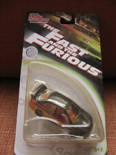 TOMICA THE FAST AND THE FURIOUS Series 4 Mitsubishi Lancer Evo IV tomy diecast