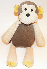 "Scentsy Buddy Mollie Monkey Plush Brown 16"" Stuffed Animal Snowberry Scent Pak"