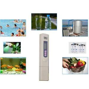TDS Testing Pen Aquarium Fish Tank Water Quality Hardness Meter GH/DH Tester