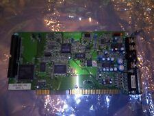 Media Vision Jazz 16 IXW-JAZZ16S ISA PC Vintage Audio Card Sound-Card OPL3 SCSI
