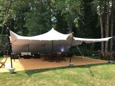 Waterproof Commercial Wedding Event Concert Stage Patio Bedouin Stretch Tent NEW