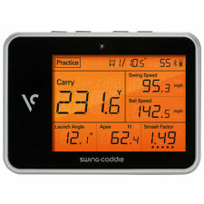 Voice Caddie SC300 Portable Launch Monitor - Black