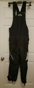 Fly Racing Outpost Insulated Mens Pants Warm Winter Gear Snowmobile Bibs Sz S