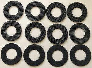 4 sets Roys carbontex  washers suitable for   shimano ultegra 14000 xtd/xsd