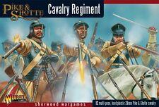 28mm Warlord 17th Century Cavalry Regt. 30 Years War ECW Pike & Shot Rules BNIB
