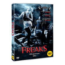 Freaks (1932) DVD - Tod Browning, Wallace Ford, Leila Hyams (NEW *All Region)